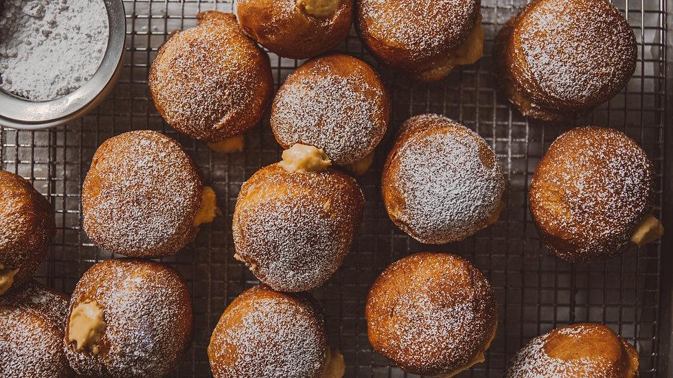 Brioche Donuts Fine Art Print