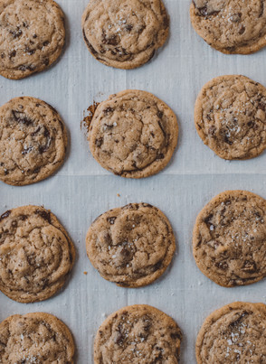 Momma Crawford's Chocolate Chip Cookies