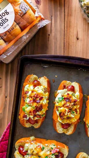 St Pierres Hotdog