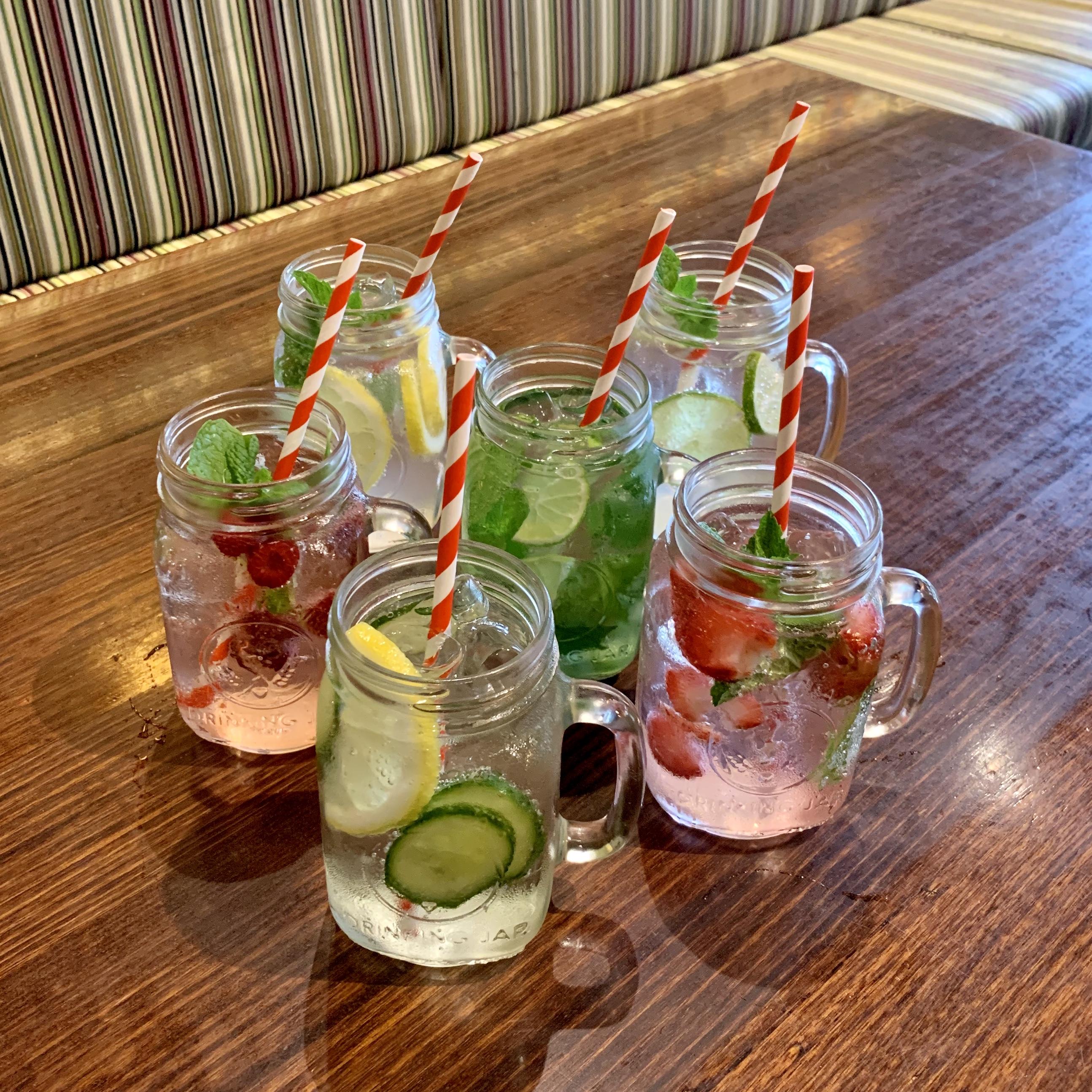 Sake Cocktails