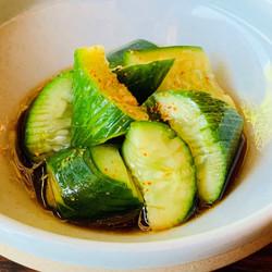 Garlic Cucumber