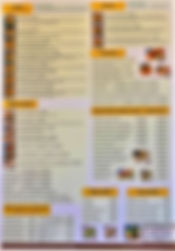 Take Away Menu 2