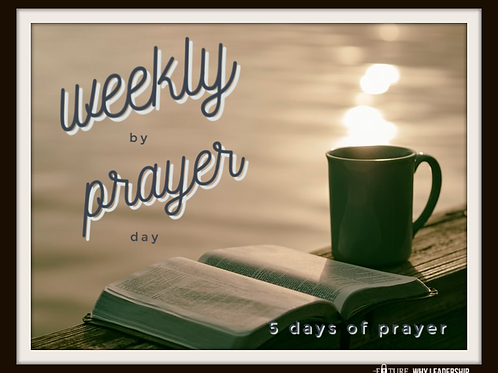 Weekly Prayer Guide
