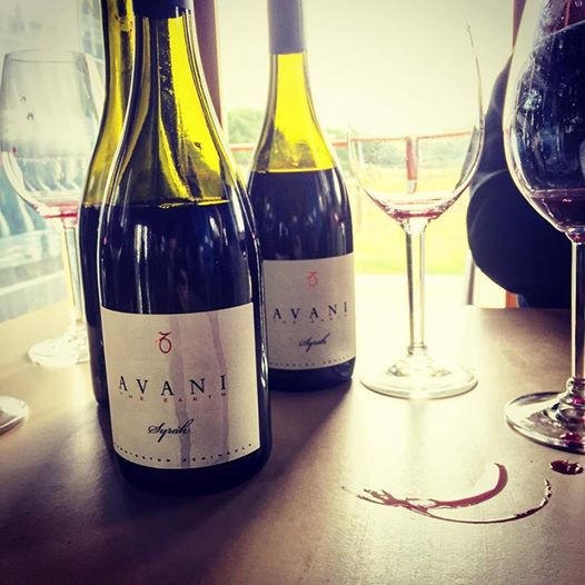 Avani Syrah: Naked wine