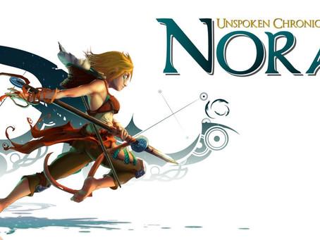 Kickstarter Corner: Unspoken Chronicles: Nora