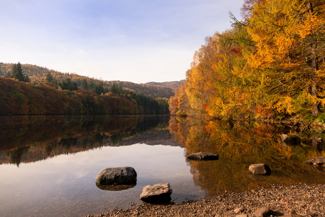 Scotland Autumn 2016