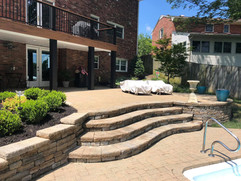 Prospect KY pool and patio