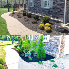 Oldham County Home Landscaping