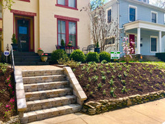Curb appeal in the Highlands neighborhood of Louisville KY