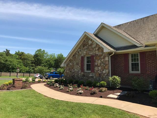 Home redo in Shepherdsville Kentucky