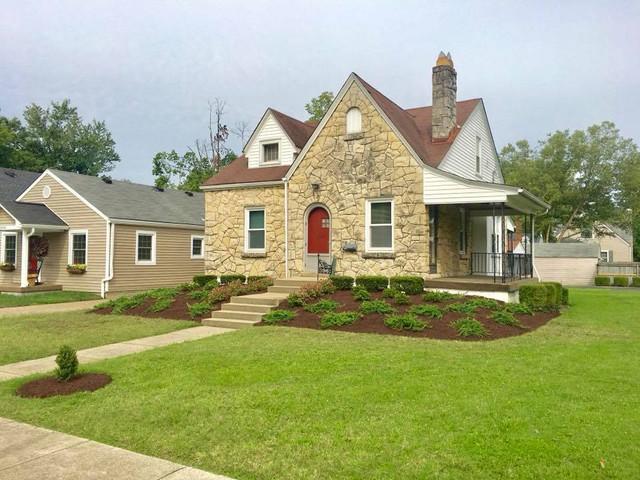 Home in St. Mathew Kentucky