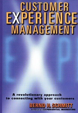 Customer Expereince Managment Bernd H Sc