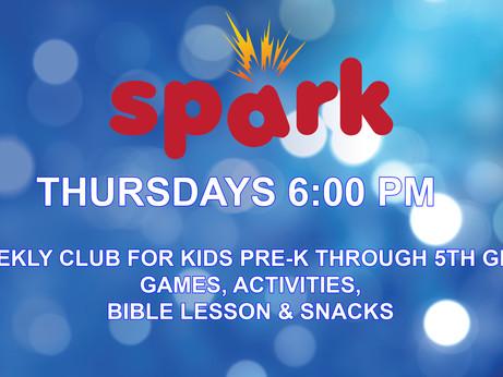 SPARK KIDS CLUB