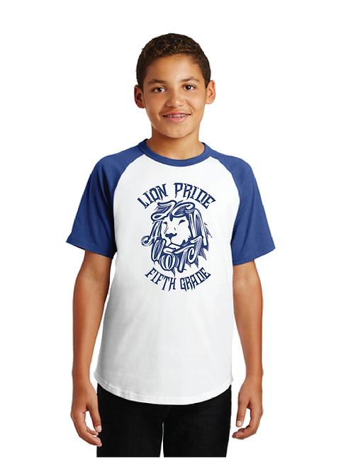 5th Grade Short Sleeve Baseball Tees