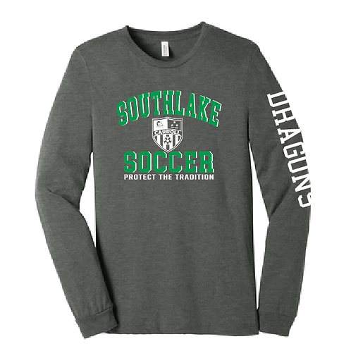 Protect The Tradition Gray Long Sleeve