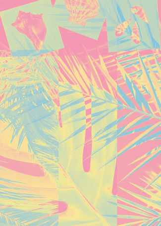 Beachy escapism collage.png