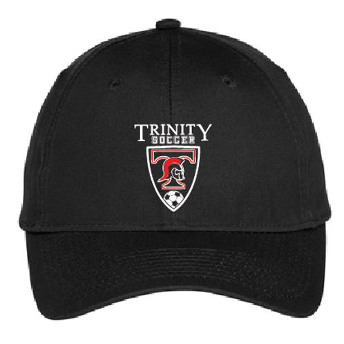 Trinity Soccer Cap