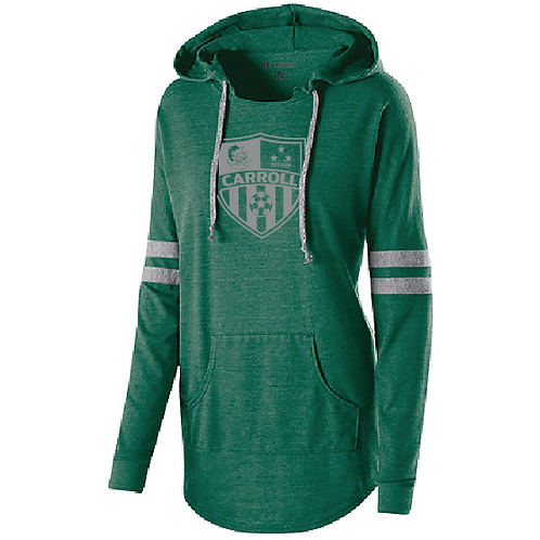 Dragon Crest Low Key Pullover Hoodie