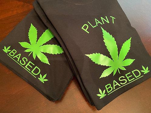 """""""PLANT BASED"""" TEE"""