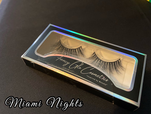Miami Nights Silk Lashes