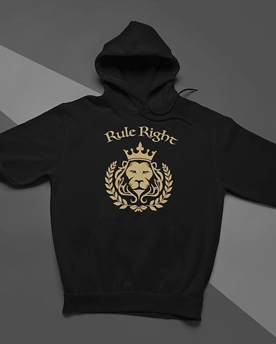 """""""RULE RIGHT"""" HOODIE"""