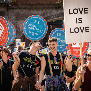LOVE IS LOVE: Equality march 2021