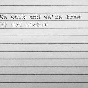 Project: We walk and we're free