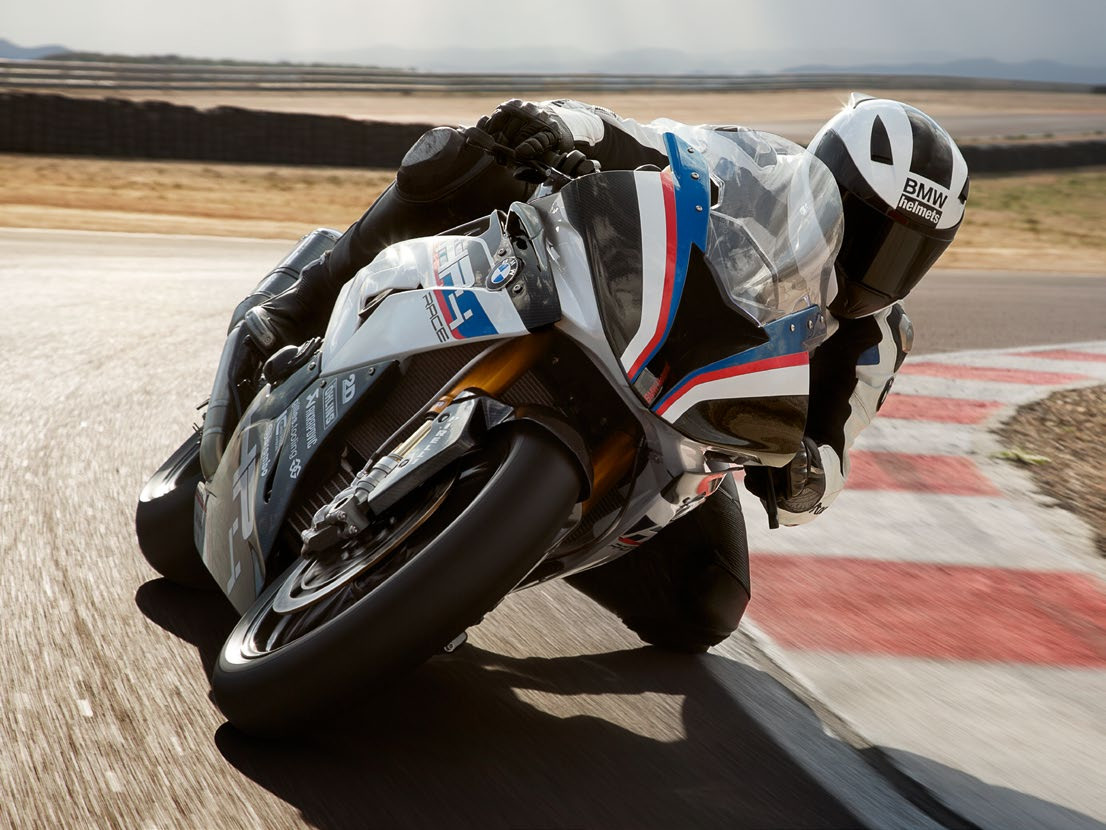 BMW HP4 Product Launch