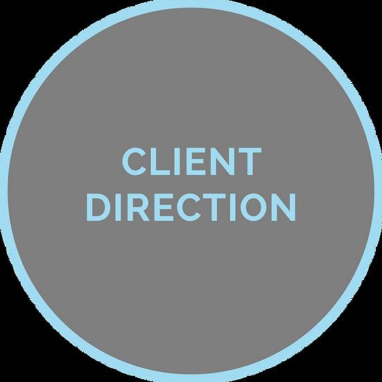 Client Direction