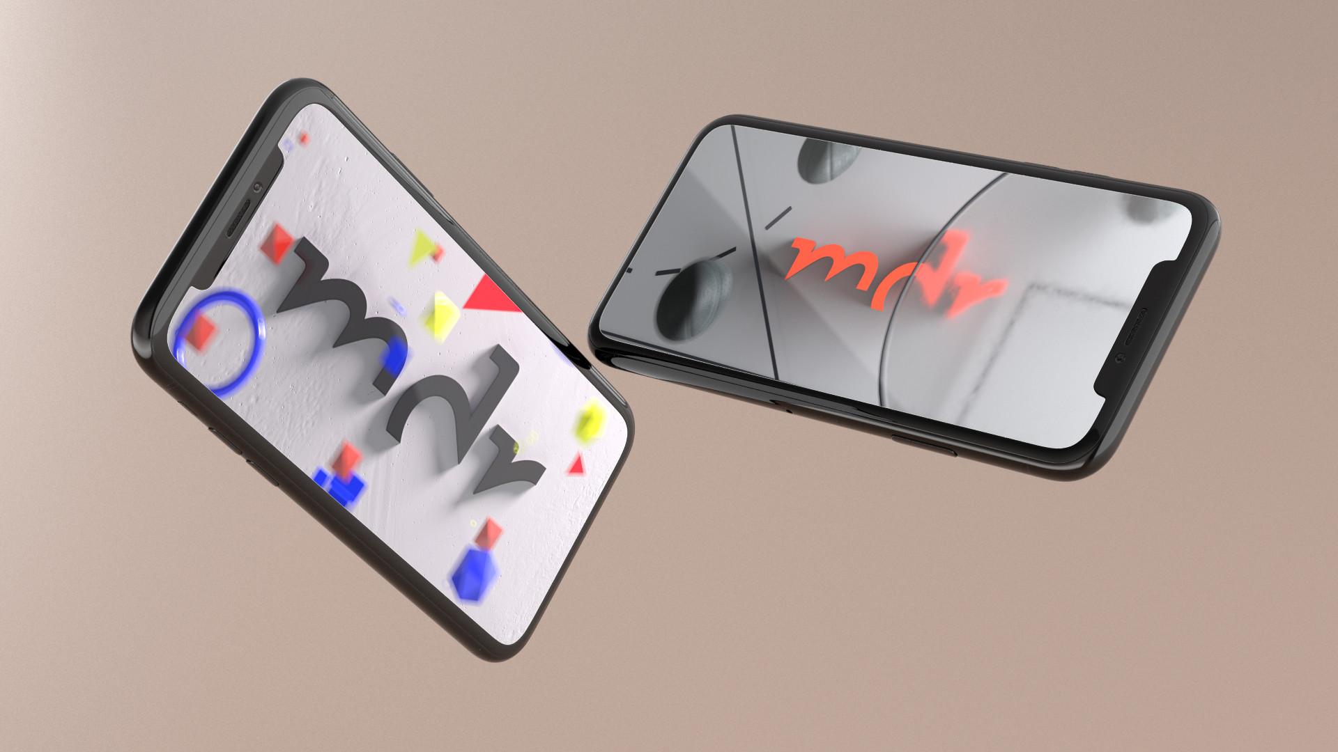MDR Rebranding Mobile