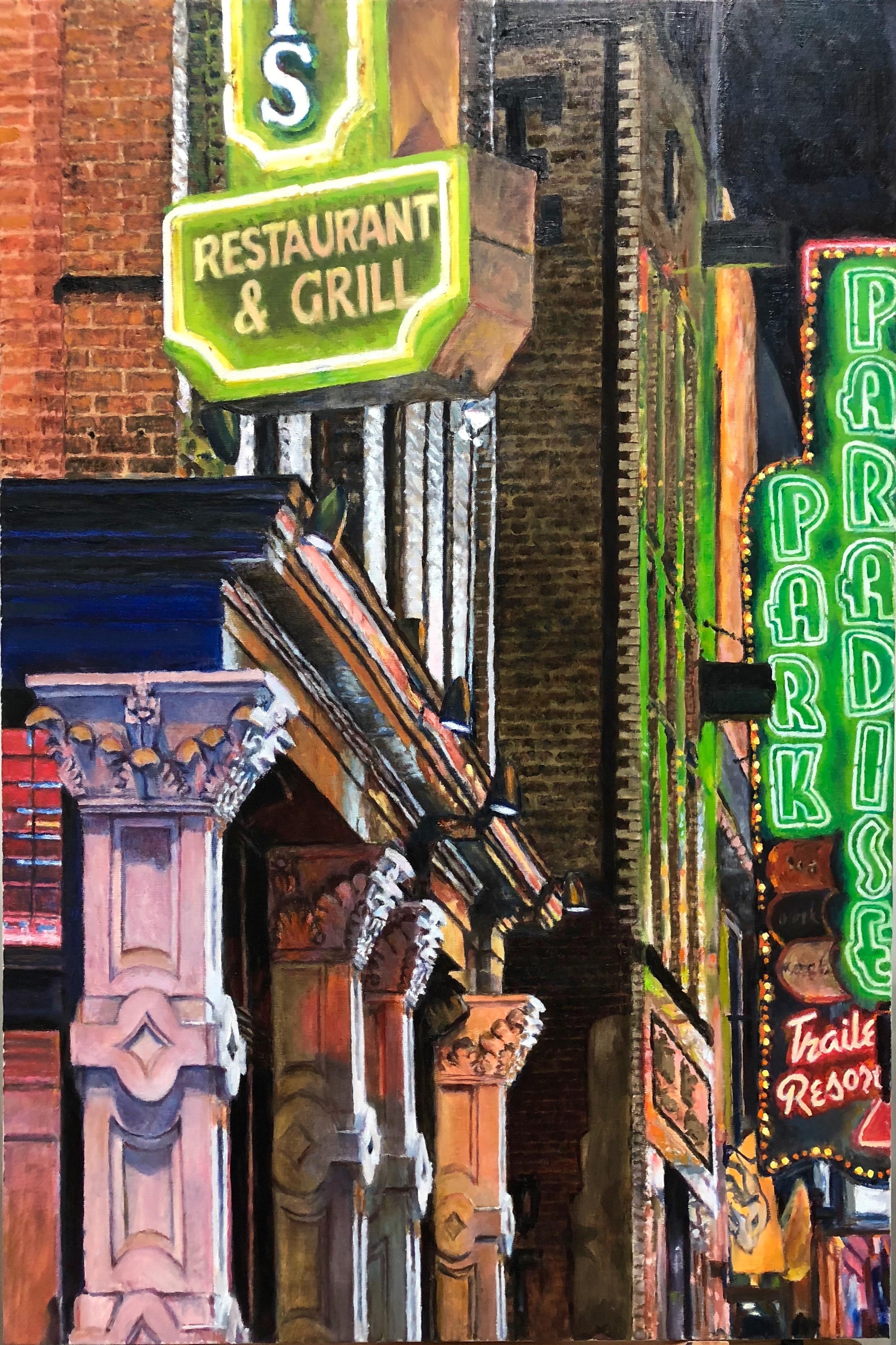 Nashville Street Corner
