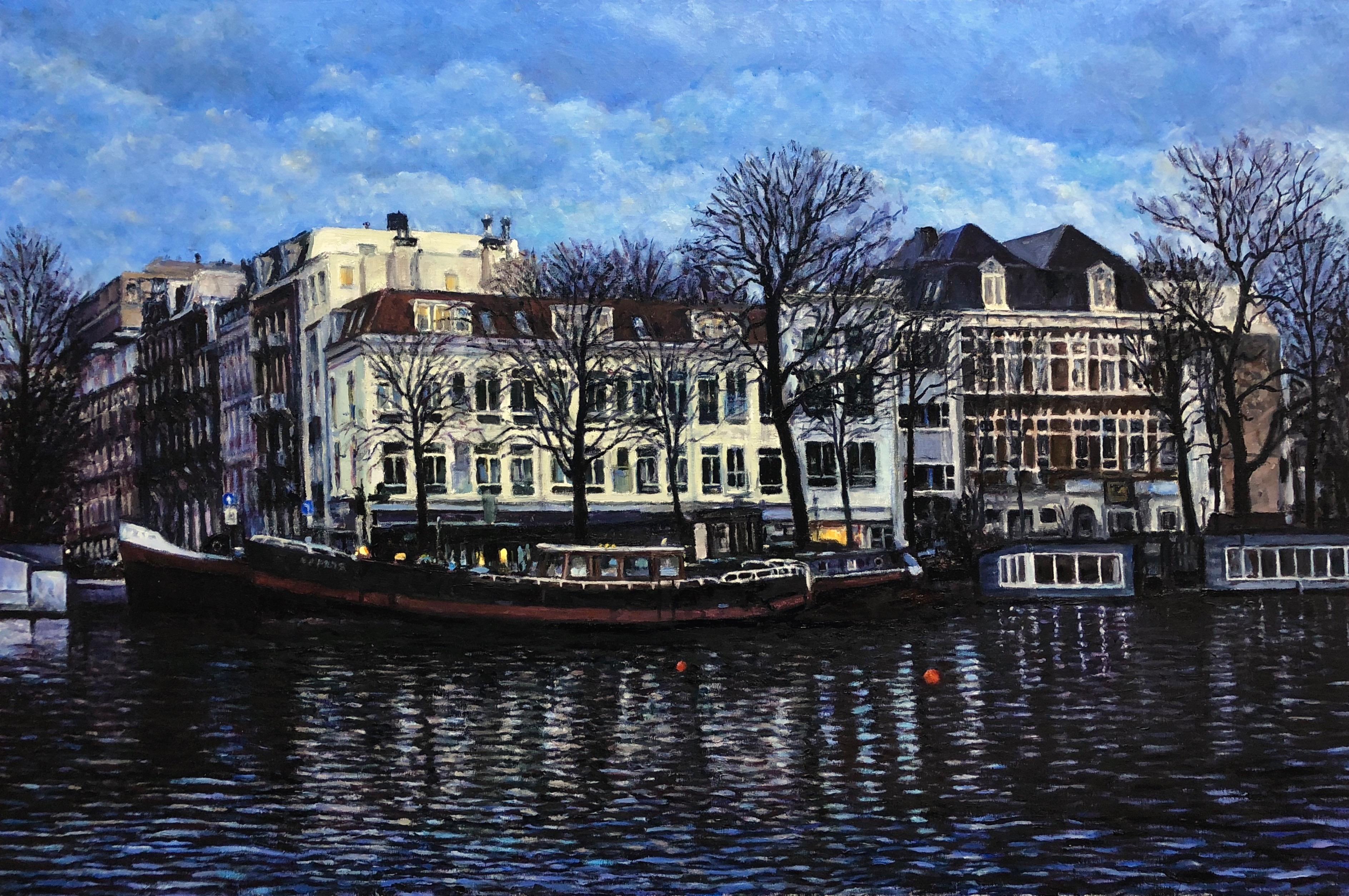 Amsterdam Nocturne