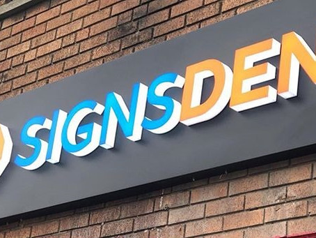 6 Benefits of 3D Signs Mississauga for Your Business