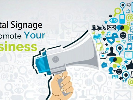 8 Unique Ways to Use Signage to Promote Your Business
