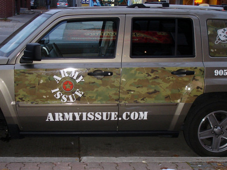 7 Effective Ways Vehicle Wraps And Graphics Promote Your Business
