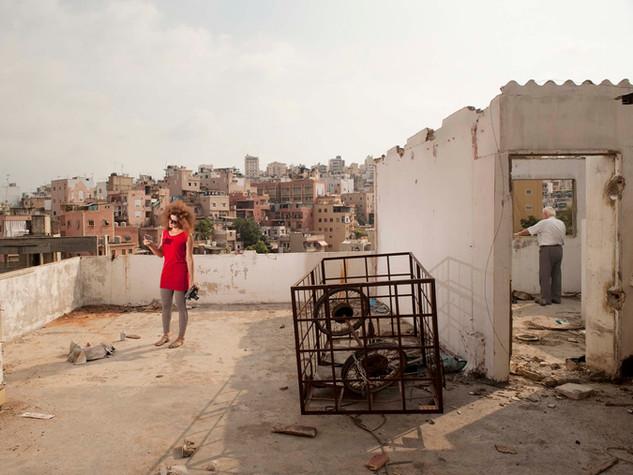 LEBANON, BACK HOME
