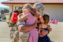 High Rez Marine and Family