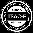 NSCA TSAC-F