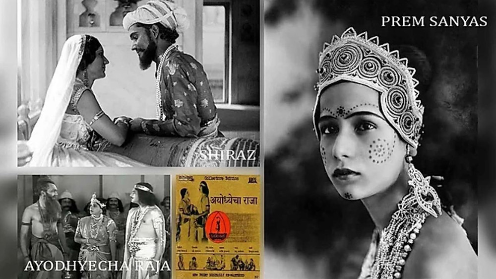 Historical Movies created by Bombay Talkies