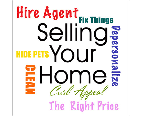 Selling: Small Things to Attract Buyers!