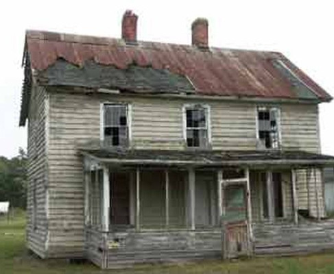 Finding a Distressed Property