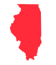 Illinois map vector.png