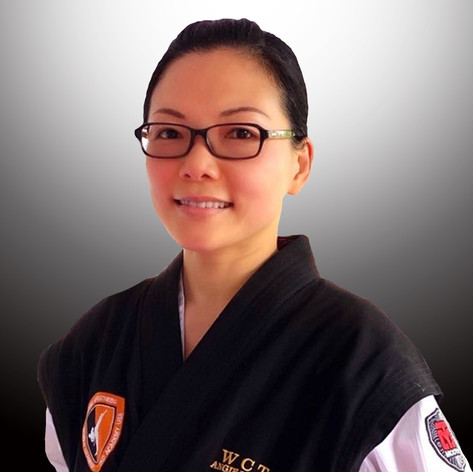 Asst. Instructor Angie Chou