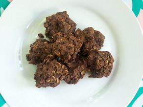 Ooey Gooey Double Chocolate Cookies
