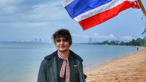 Peter, Bang Saray Beach, Thailand.