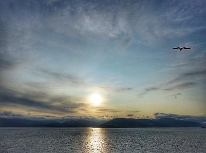 A Sunset .._