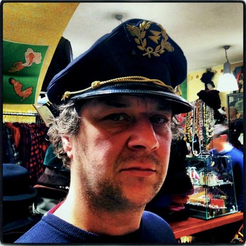 Captain Brucie.