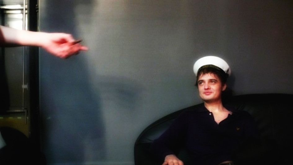 Peter Doherty, Brussels (I Think).