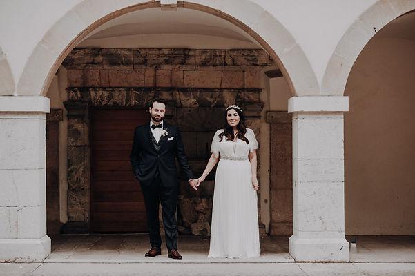Mariage de Tomiris & Florent - Wedding planner & Officiant par Eden Time et Décoration du mariage par Les Décos d'Eden