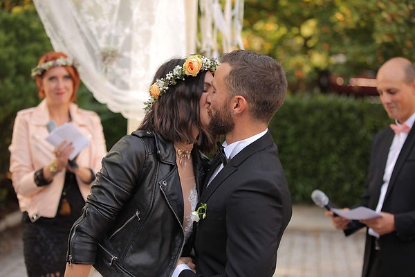 Mariage de Lucia & Guillaume - Wedding planner par Eden Time et Décoration du mariage par Les Décos d'Eden
